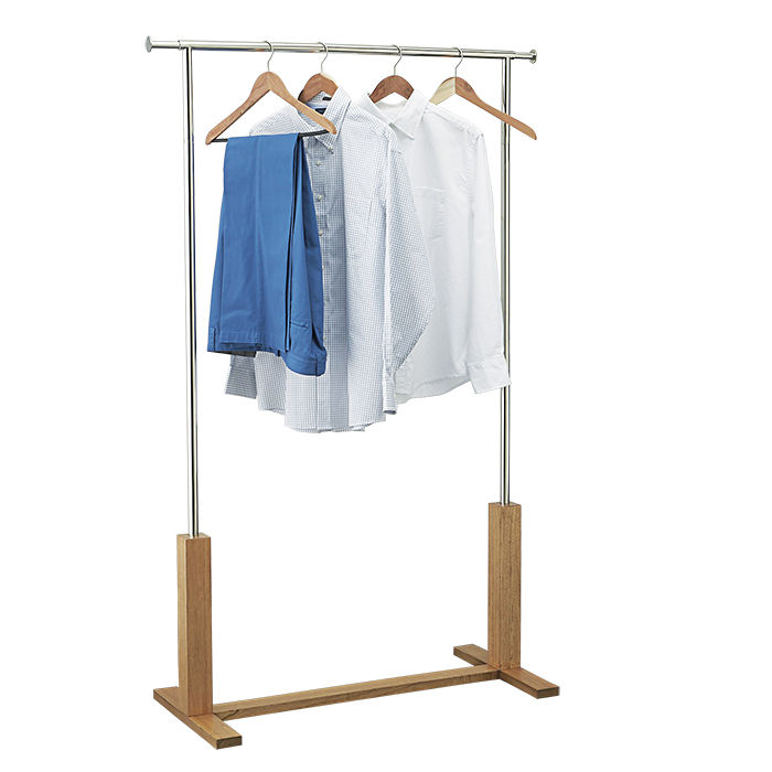 Garment Rack by Mark Daniel for Crate and Barrel