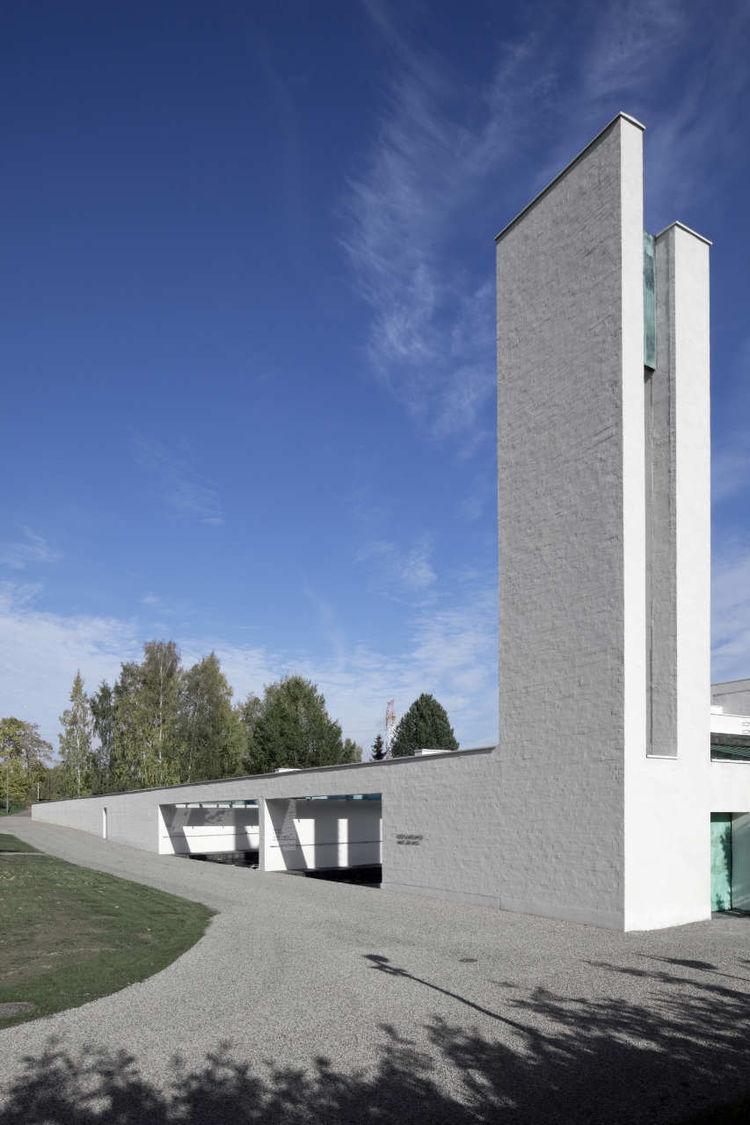 Avanto Architects Chapel of St.Lawrence Vantaa, Finland