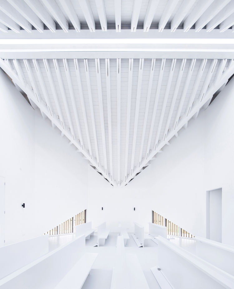 AZL Architects Nanjing Wanjing Garden Chapel