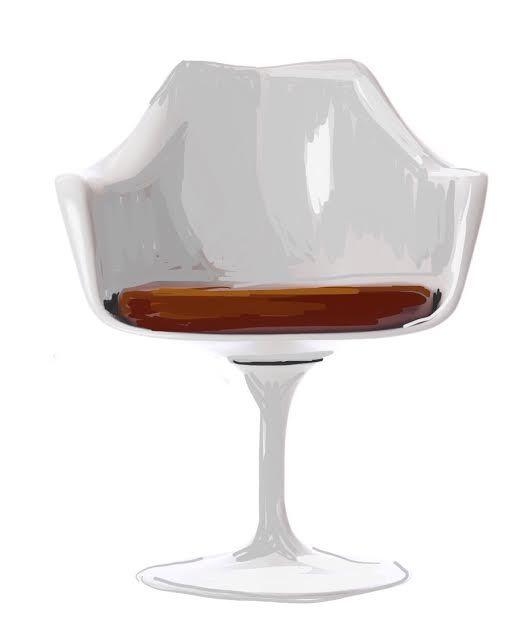 Tulip Chair by Eero Saarinen
