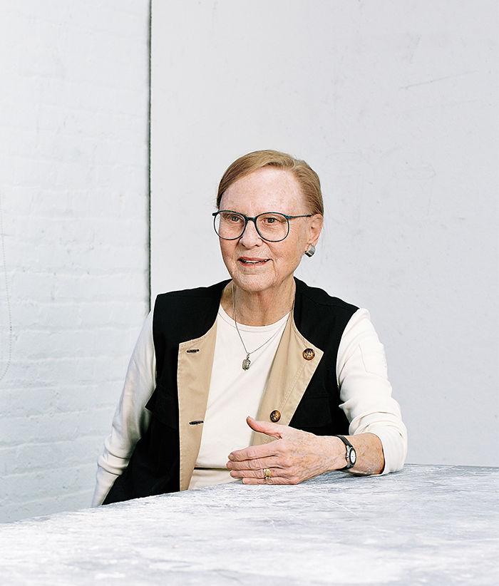 Industrial designer Lucia DeRespinis