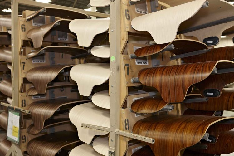 Charles Eames Chairs Production Today