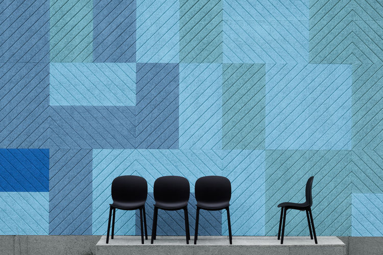 Form Us With Love acoustic wall tile for Baux