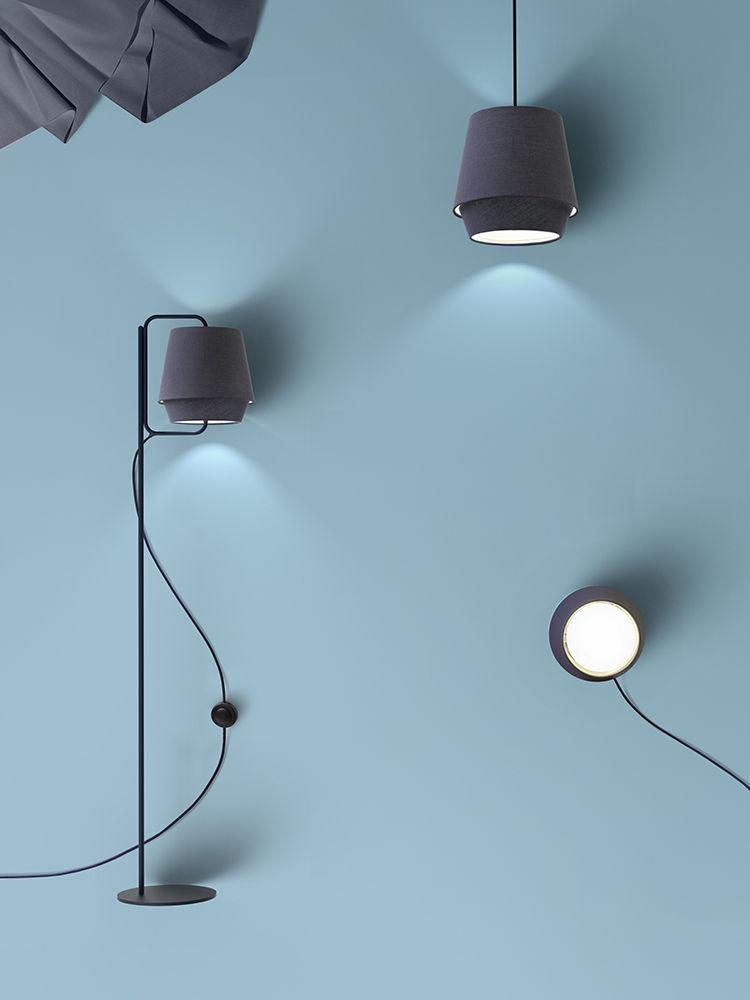 Note Design Studio Elements lighting collection for Zero