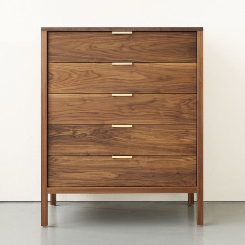 Tilde wood dresser by Alice Tacheny
