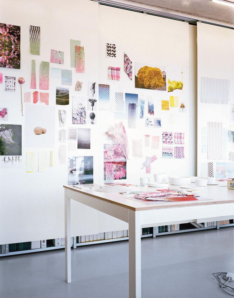 Scholten & Baijngs studio in Amsterdam