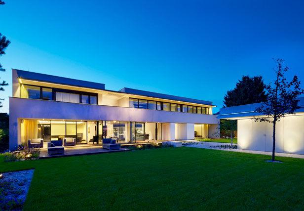 A smart home in Prague