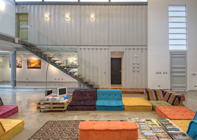 Costa Rican Shipping Container Home Casa Incubo Gallery