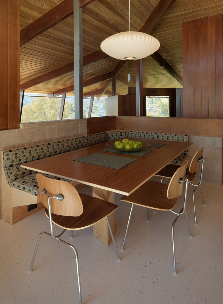 Crestwood Hills The Chronicle of a Modern Utopia Book Cory Buckner Brentwood California A. Quincy Jones Whitney R. Smith Midcentury Dining Room