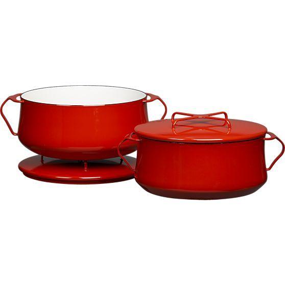 dansk kobenstyle red