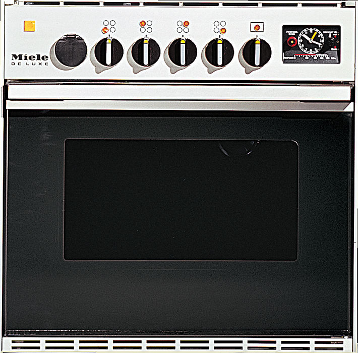 Miele built-in oven.