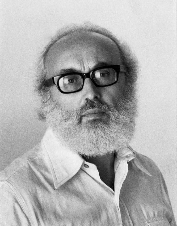 Angelo Mangiarotti portrait