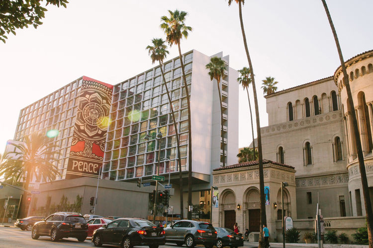 Modernist The Line Hotel Koreatown Los Angeles Sean Knibb Design