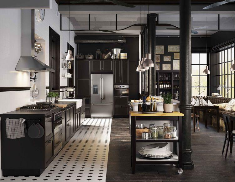 New IKEA kitchen