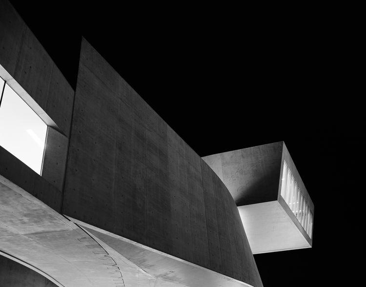 Helene Binet architectural photography Zaha Hadid