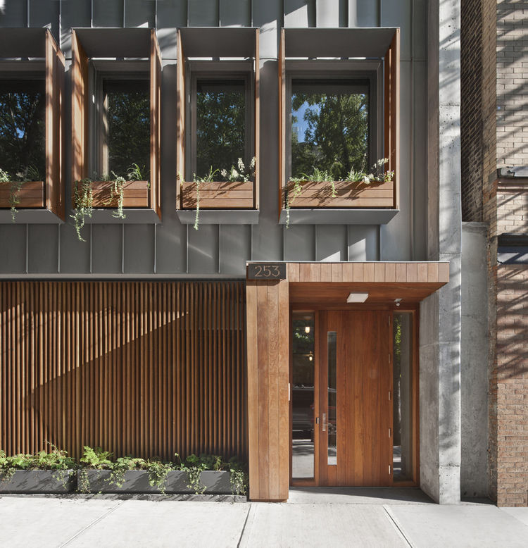 Dwell Brooklyn Home Tour Modern Architecture