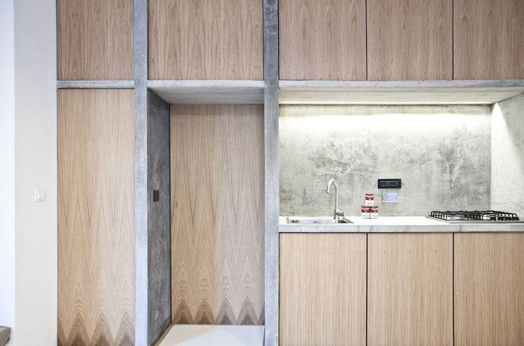 Three Vaults Apartment in Turin by R3Architetti