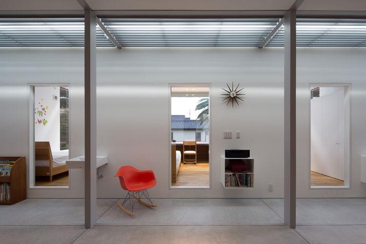 Japanese Architect Osamu Morishita Japan House Tour Green Design Family-friendly