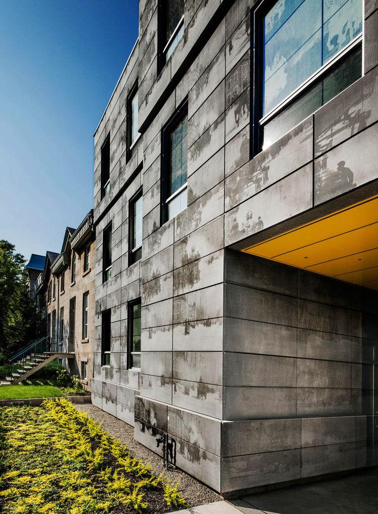 Edison Residence, Montreal, by Kanva