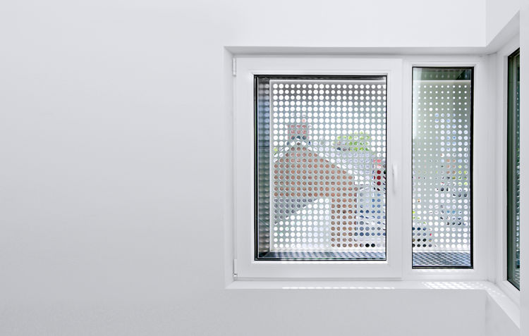 Cruickshank Mount Pleasant House Perforated Window Screens