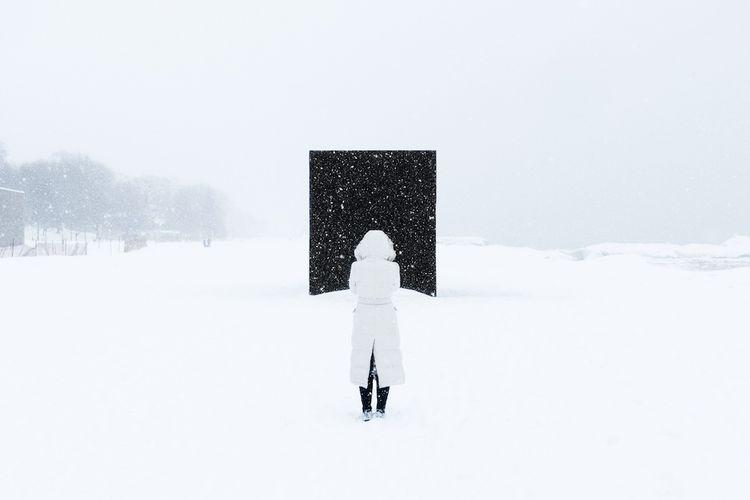 Winter Stations Hot Box