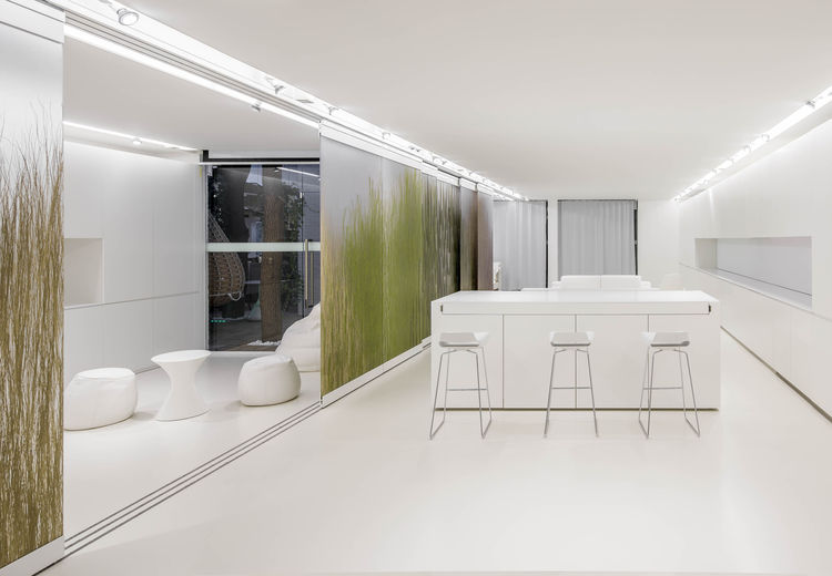 Apartment of the Future by NArchitekTURA, Poland