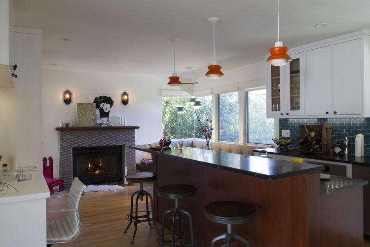 Vidal Renovation Open Plan Dine-In Kitchen