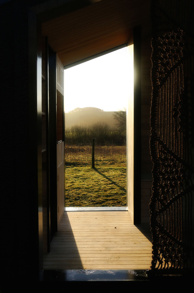 The Observatory and The Study Project by Feilden Clegg Bradley