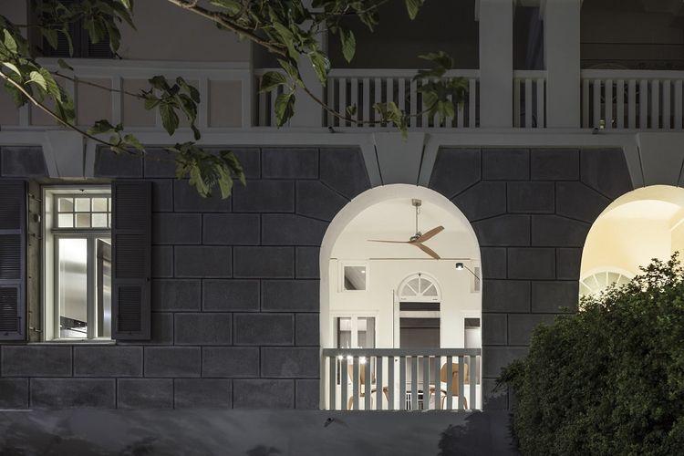 Tel Aviv Apartment Renovation by Pitsou Kedem Architects