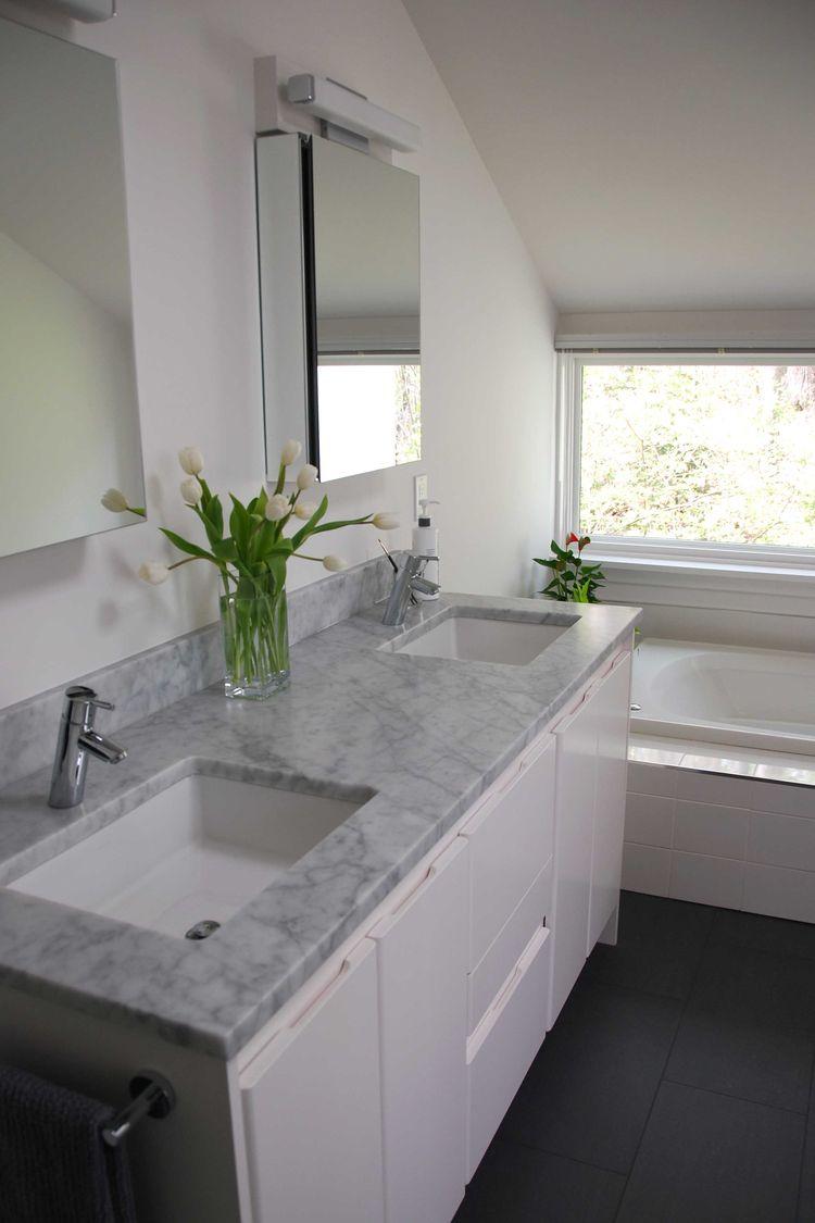 Chapel Hill Renovation Bathroom