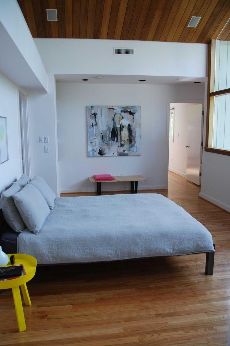 Chapel Hill Renovation Bedroom