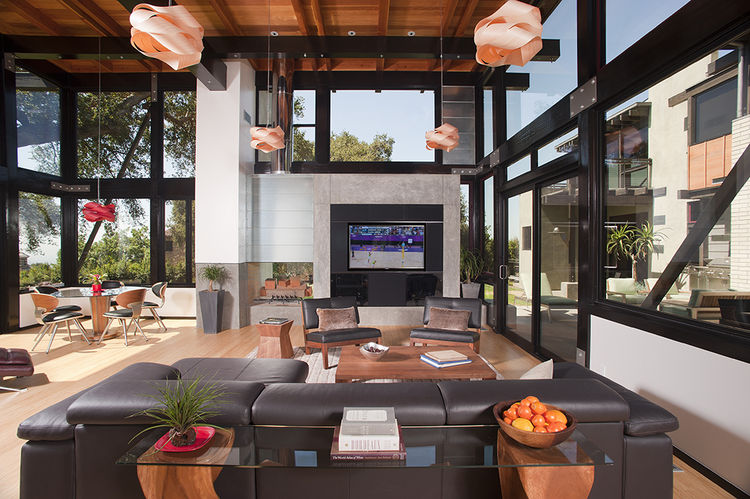 Dwell on Design Los Angeles East Side Home Tour 2015 Walker Residence Pasadena California