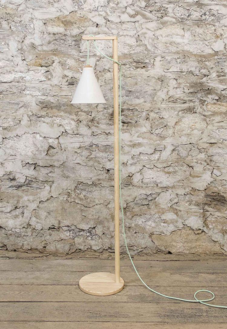 Halsey Floor Lamp from WorkOf