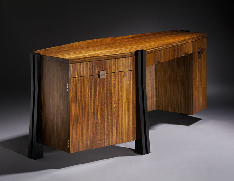 David Leach desk