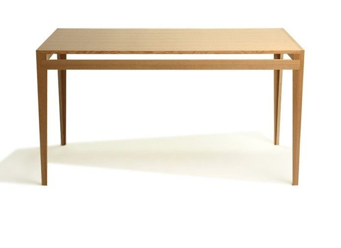 Dining table made in Baltimore, Maryland by Goodwood Design