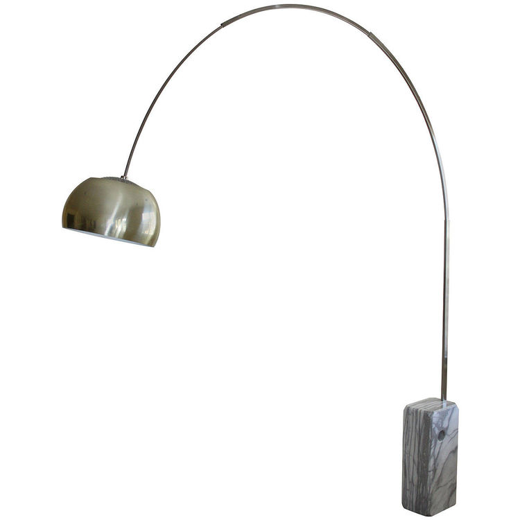 Vintage Arco floor lamp at Century Design in St. Louis