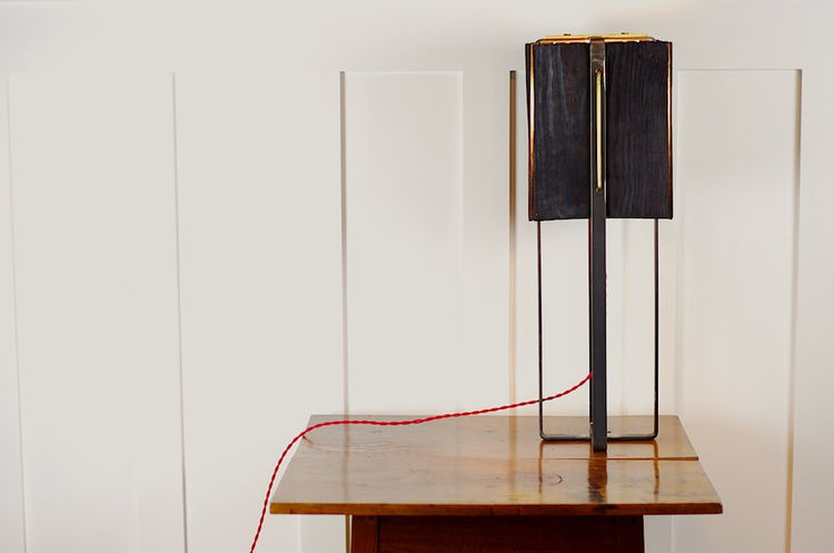 Andon table lamp by ME Speak Design