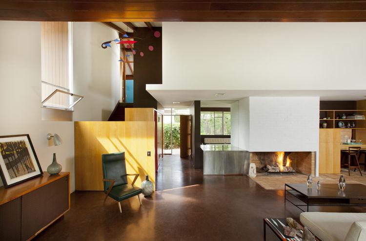 Los Angeles Conservancy Preservation Awards Recipient Richard Neutra Hafley House Long Beach