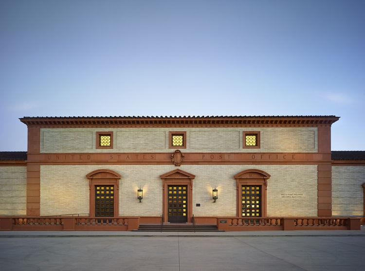 Los Angeles Conservancy 2015 Preservation Awards Recipient Wallis Annenberg Performing Arts Center Beverly Hills