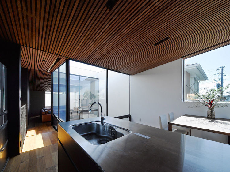 Wave House Kitchen, Fujisawa, Japan