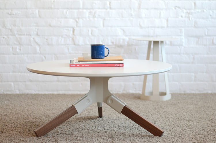 Misewell Conrad coffee table.