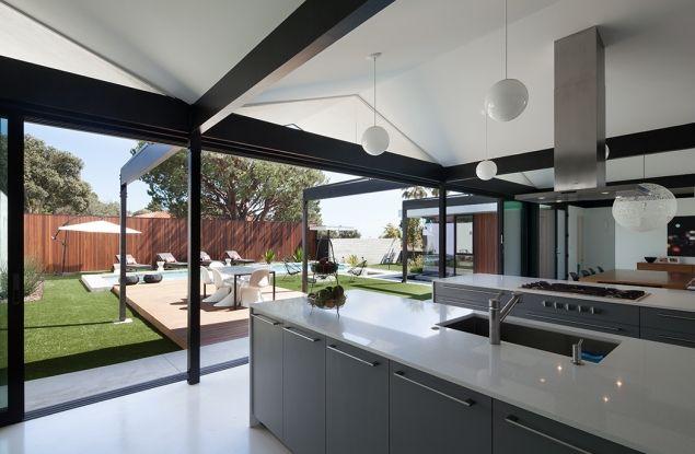 Pierre Koenig Midcentury Modern Renovation Rancho Palos Verdes California Robert Sweet Architect