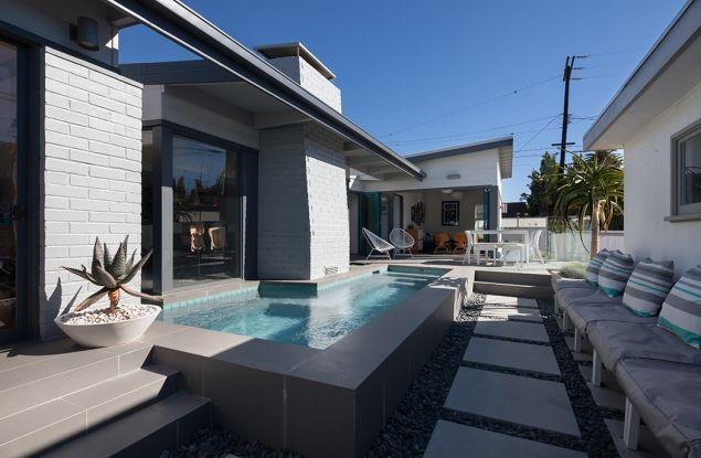 Frederick Monhoff Midcentury Modern Renovation Santa Monica California