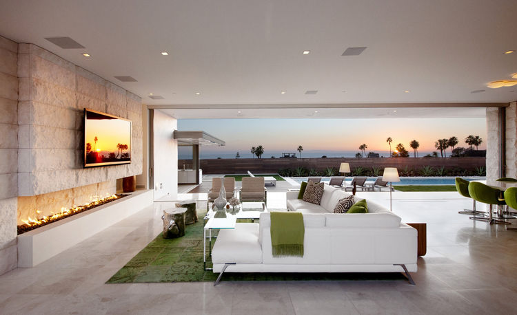 Ehrlich Architects McElroy residence Laguna Beach California modern architecture