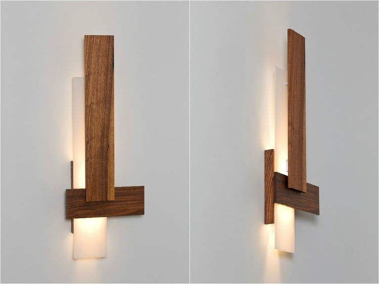 Cerno Lighting Sedo Sconce Made in the USA Dwell on Design Los Angeles 2015 Exhibitor