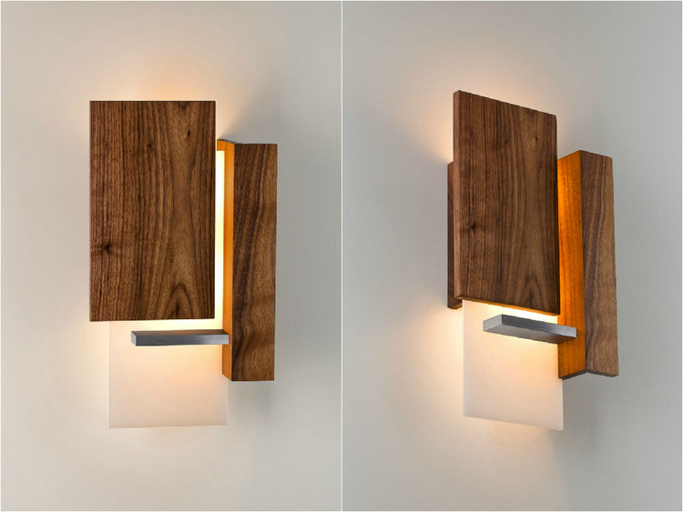 Cerno Lighting Vesper Sconce Made in the USA Dwell on Design Los Angeles 2015 Exhibitor