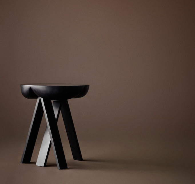 Side table by Karakter