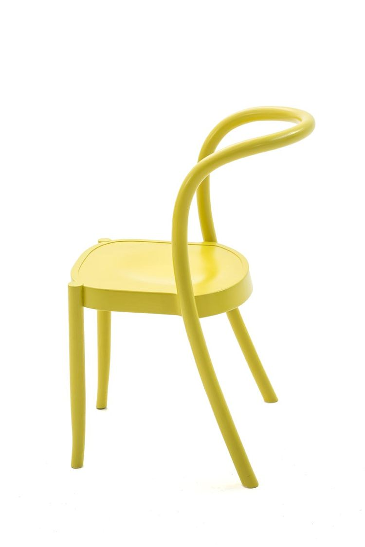 St. Mark chair by Martino Gamper for Moroso