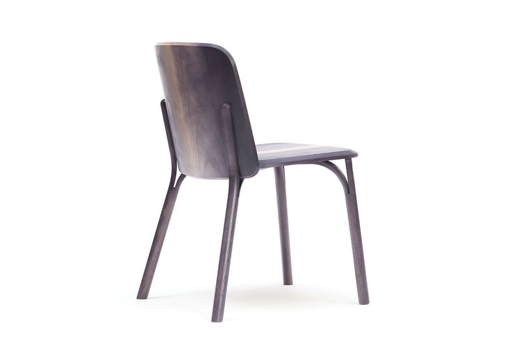 Arik Levy split chair for Ton