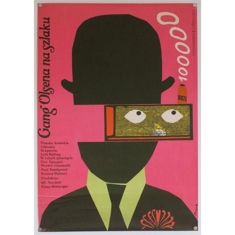 Jerzy Flisak film poster